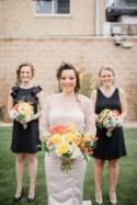 Tropical West Coast Inspired Wedding