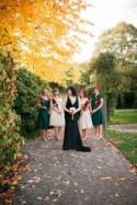 Intimate Family-Only Wedding at Harvard University