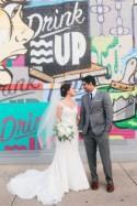 Modern Whimsical Wedding