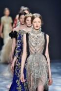 New York Fashion Week Runways at Marchesa, Michael Kors, DKNY and BOSS