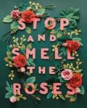 Smell the roses, a floral village, and have a lovely weekend! - Snippet & Ink
