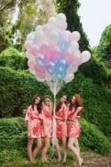 Win A Set Of Bridal Party Robes - Polka Dot Bride