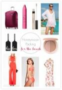 Honeymoon Packing Guide: Part 1 The Beach - Belle The Magazine