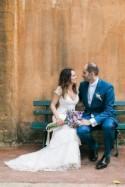 Elegant & Relaxed Al Fresco Destination Wedding in Barcelona