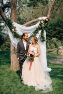 A Romantic Garden Wedding in Calgary