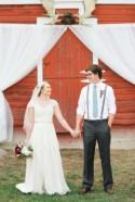 A Country-Themed Wedding In Wetaskiwin