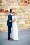 Industrial Chic Wedding - Polka Dot Bride