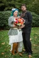 Gamer Geek and Steampunk Wedding
