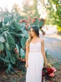 Fall Jewel Toned Rustic Ranch Wedding Inspiration - Weddingomania