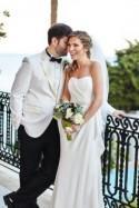 Elegant Fall Côte d'Azur Wedding - French Wedding Style