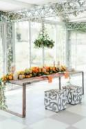 Spectacular Citrus Wedding Ideas