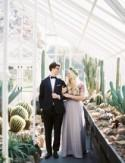 Intimate Seattle Greenhouse Wedding: Allie + Brian