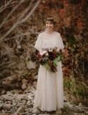 Heartfelt Autumn Sundance Wedding: Mekel + Chris