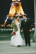 December Wedding in the City of Love - French Wedding Style