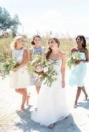 Chic + Coastal Wedding Inspiration