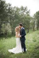 A Lovely Outdoor Wedding In Calgary