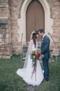 Vintage Inspired Flower Wedding - Polka Dot Bride