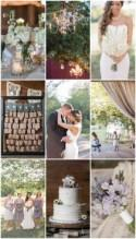 Beautiful Barn Wedding in the Late Summer