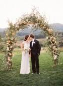 October Wedding in Virginia at Pippin Hill :: Lauren & Adam