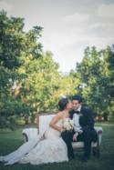 Chic Vinatage Florida Wedding - Belle The Magazine