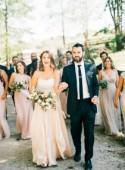 Romantic Georgia Wedding at Chukkar Farm