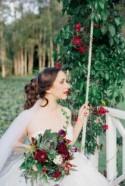 Bright Winter Romance Wedding Ideas - Polka Dot Bride