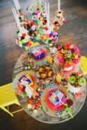 A Colourful Pom Pom Extravaganza