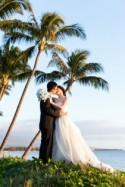 Romantic Maui Wedding - Belle The Magazine