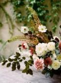 Cosmos, Peony, and Dahlia's - June Seasonal Flowers