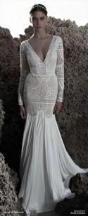 Lee Petra Grebenau Fall 2016 Wedding Dresses