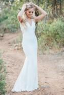 Modern Bridal Gowns From Cleo Borello - Polka Dot Bride