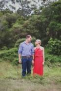 Old Petrie Town Engagement - Polka Dot Bride