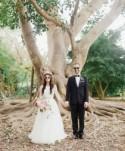 Bohemian Garden Wedding In Florida - Weddingomania