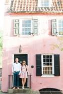 Katie and Jay's Charleston Engagement Session