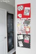 Fabric Covered Bulletin Boards