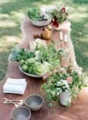 Easy Wildflower and Vegetable Floral Arrangements from La Fleuriste