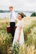 Sweet and Simple Elopement Inspiration