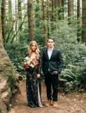 Glam Engagement Inspiration at Rattlesnake Ridge