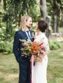Fruit-Inspired Backyard Wedding: Francesca + Matt