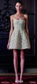 Monique Lhuillier Spring 2016 Wedding Dresses