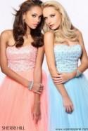 21152 Sherri Hill - Romantic Dresses For 2016
