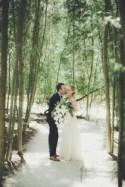Magical Forest Wedding at Die Woud by Fiona Clair