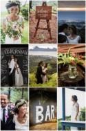 Gorgeous, Romantic, Unique Mountaintop Wedding in Tahiti