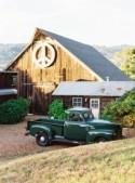 Stunning New California Wedding Venue Peace Barn
