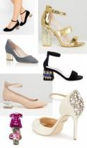 Our Favorite Shoes with Statement Heels