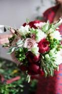 DIY Fine Art Wedding Bouquet - French Wedding Style