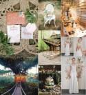 Treehouse Wedding Inspiration - French Wedding Style