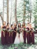 Ethereal Fall Mammoth Lakes Wedding: Lauren + Travis