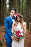 Woodland Love Story - Polka Dot Bride
