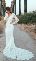 """Daughters Of Simone """"Sunshine Of My Love"""" 2017 Collection - Polka Dot Bride"""